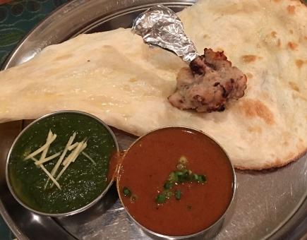 カレー ナンカレー カレーセット インド料理 インドカレーセット