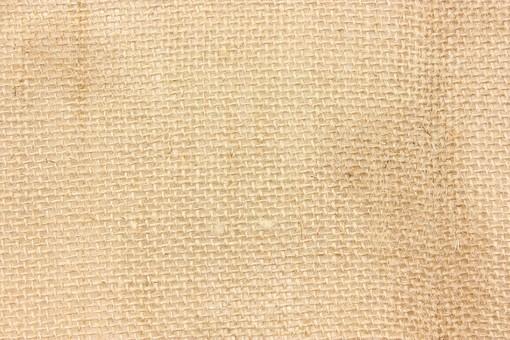 布 織物  生地 綿 木綿 背景 背景素材 バック  バックグラウンド テーブルクロス  素材 テクスチャ テクスチャー 壁紙  布地 無地 カジュアル ナチュラル  織り 織り目 茶色 ブラウン