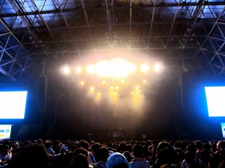 ライブ フェス 音楽 live fes festival music 会場 ステージ