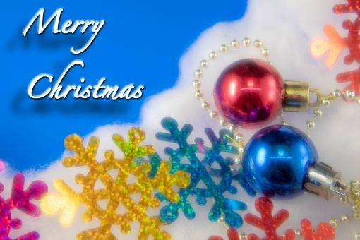 クリスマス  PSDありの写真