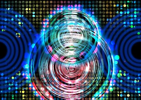 クラブ DJ アシッド ACID アシッド系 ヒップホップ HIPHOP ダンス DANCE イベント 派手 テクスチャ テクスチャー パンフレット チラシ カタログ ポスター 背景 背景素材 バック バックグラウンド background 光 光線 ボケ bokeh アブストラクト グルーヴ ハウス ディスコ