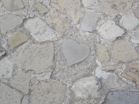 グラバー邸 ハート 石畳 グラバー園 トーマス・グラバー 坂本竜馬 歴史 幕末 長崎 ハートの石 ハート型の敷石