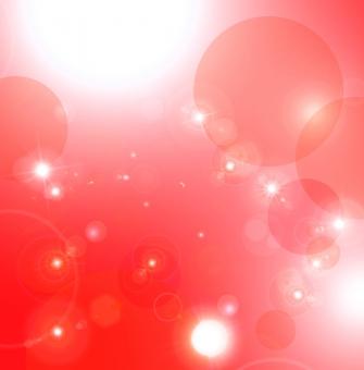 陽光 赤の写真