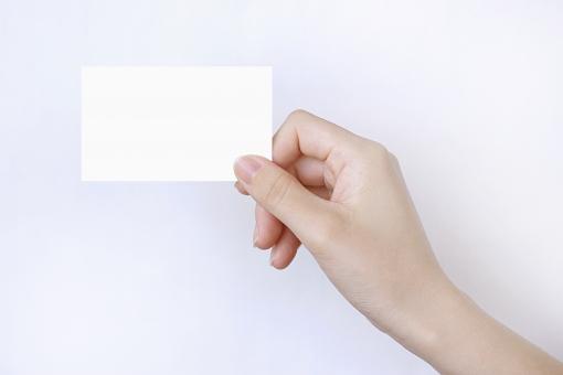 ビジネス 人物 手 コピースペース カード クレジットカード 紙 金融