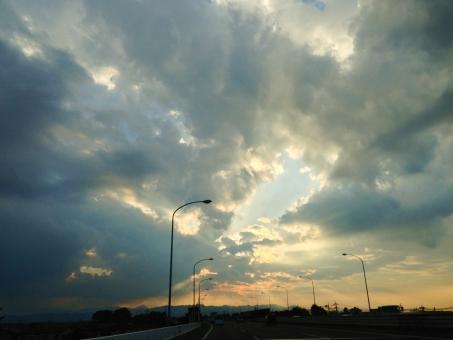 雲間」に関する写真|写真素材な...