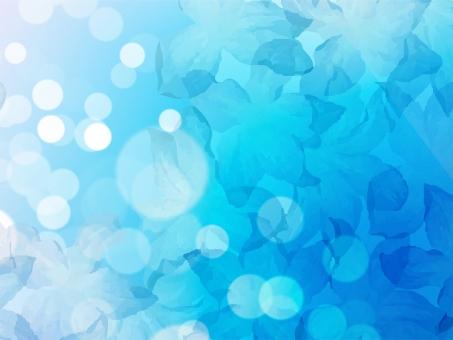 海 夏 夏の花 バックグラウンド 背景 花 イメージ きらめき ゆらめき 波 青 きらきら バック テクスチャー 水 柄 模様 淡い ライト 丸 水面 ブルー 自然 輝き 反射 グラデーション 絵 テクスチャ まぶしい 光