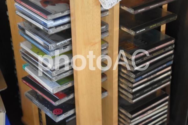 CDラックの写真