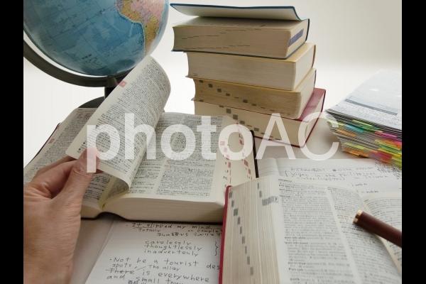 英語の受験勉強 2 の写真