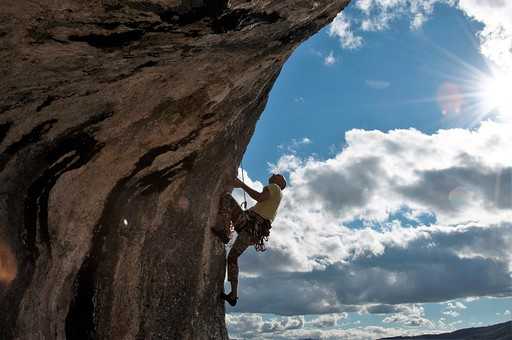ロッククライミングの写真素材|写真素材なら「写真AC」無料(フリー ...