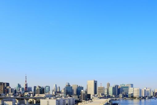 都市の景観 東京の写真