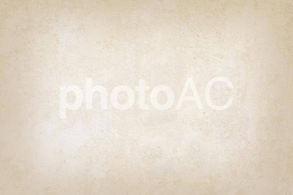 ベージュの和紙テクスチャ端日焼け背景素材の写真