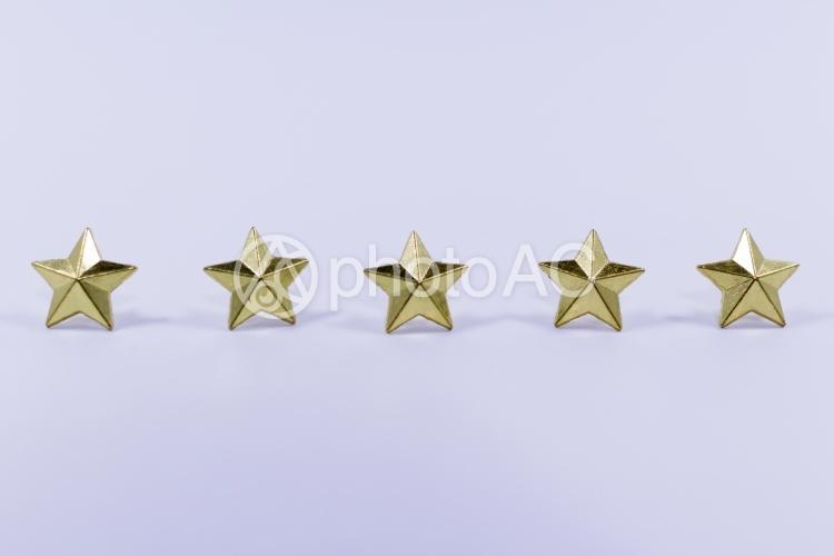 評価 五つ星の写真