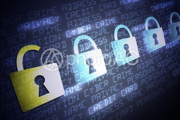 パソコン セキュリティ4の写真