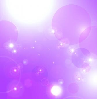 陽光 紫の写真