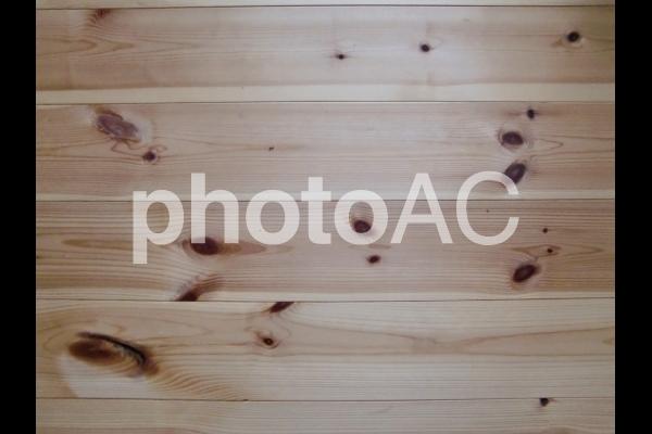 背景素材 木目 横の写真