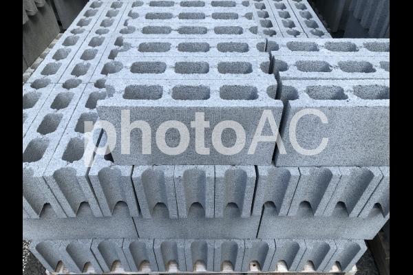 ブロックの写真