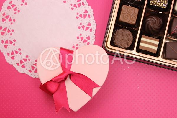 バレンタインチョコ1の写真