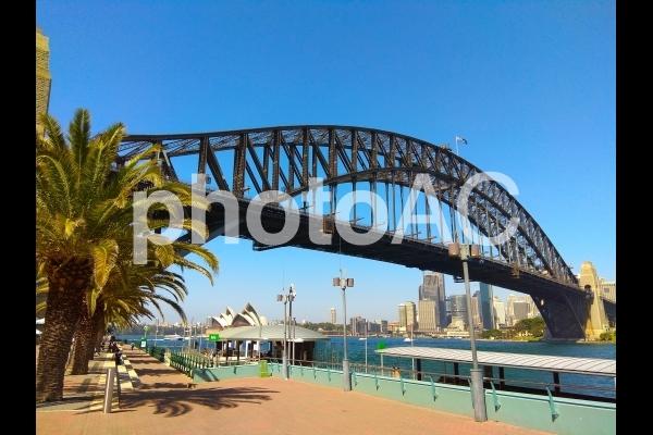 シドニー ハーバーブリッジの写真
