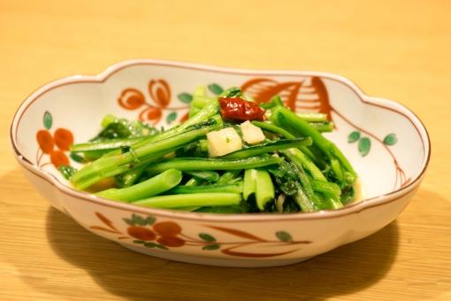 青菜 炒め物 青菜炒め 青菜の炒め物 中華料理 料理 家庭料理 おつまみ 野菜 炒め物 炒めもの