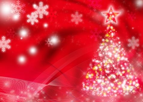 クリスマス ツリー クリスマスイブ クリスマス・イブ イブ きらきら キラキラ 雪 結晶 snow christmas 赤 red サテン ベルベット ベルベッド プレゼント 聖夜 きよしこの夜 聖しこの夜 賛美歌 イルミネーション 電飾 輝き かがやき きらめき 煌めき テクスチャー テクスチャ 背景