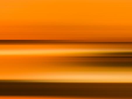 背景 テクスチャ ヘアライン グラフィック 素材 材料 ライン シャープ メタル 質感 黄金色 オレンジ 色 横線 金属 動き