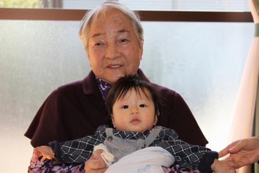 玄孫 やしゃご 100歳 100才 100歳 100才 百歳 百才 0歳 0才 0才 0歳 あかちゃん 赤ちゃん ベビー ベイビー 先祖 親族 家族 日本人
