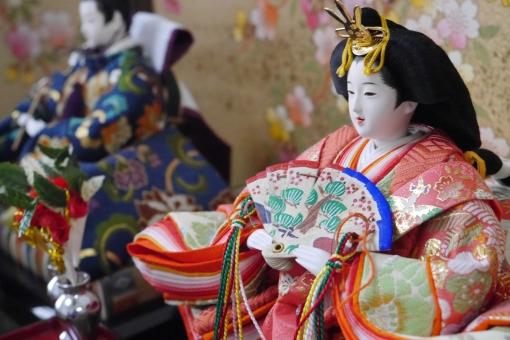 お雛様 おひなさま おひな様 ひな人形 雛人形 美しい 日本 キレイ きれい 伝統 着物