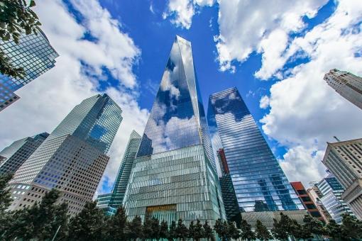 ワンワールドトレードセンター(ニューヨーク・マンハッタン)の写真