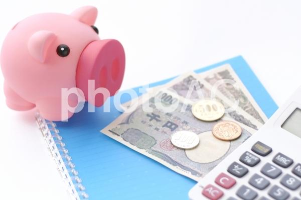 貯金イメージ1の写真