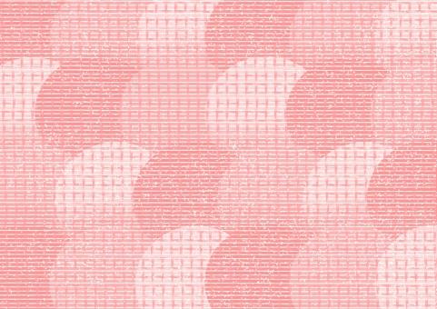 布 生地 和紙 和柄 和風 和 テクスチャ 模様 柄 ピンク 桃色 可愛い フレーム 背景 飾り 飾り枠 囲み枠 女 ビジネス グラデーション 紙 ペーパー クラフト パターン テンプレート 壁紙 バックグラウンド バックイメージ リラクゼーション グラフィックデザイン