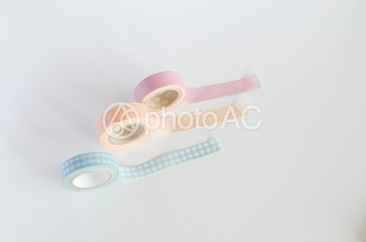 テープの写真