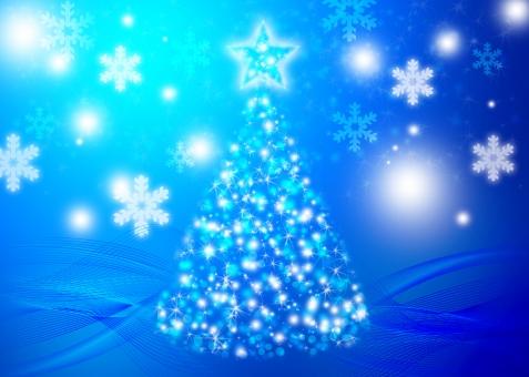 クリスマス イルミネーション 雪 結晶 電飾 星 星空 夜空 xマス ツリー オーナメント テクスチャ テクスチャー 青 ブルー blue 光 輝き 冬 キラキラ イベント 12月 十二月 飾り 賛美歌 ライトアップ クリスマスイブ 聖夜 イブ デコレーション