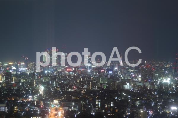 名古屋の夜景の写真