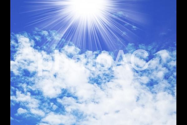 希望の光の写真