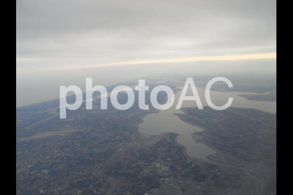 北浦と霞ケ浦の写真