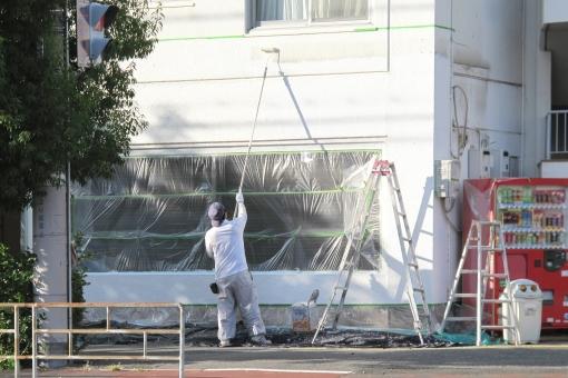 外壁 塗装 画像 フリー