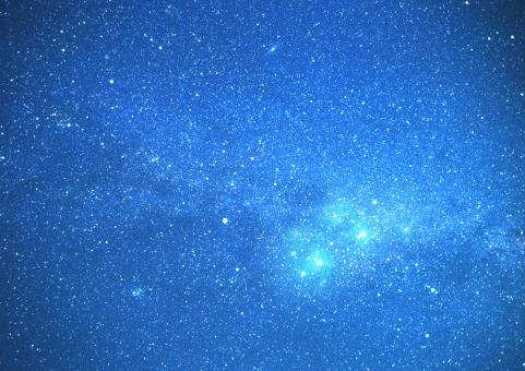 満天の星01の写真