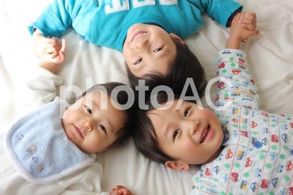 3兄弟 04の写真
