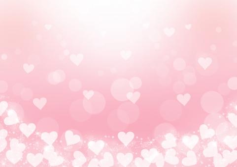 背景 バック back background ハート ピンク バレンタイン バレンタインデー ラブ love 恋愛 愛 恋 かわいい 2月14日 キラキラ 結婚 カップル ウェディング