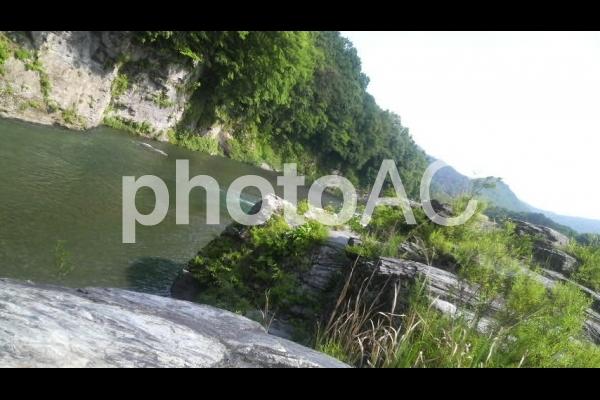 長瀞 荒川の写真