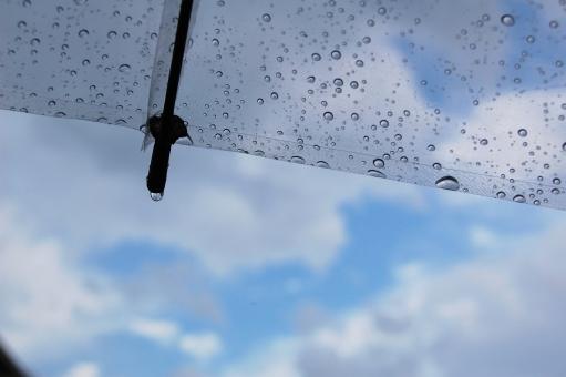 雨 のち 晴れ