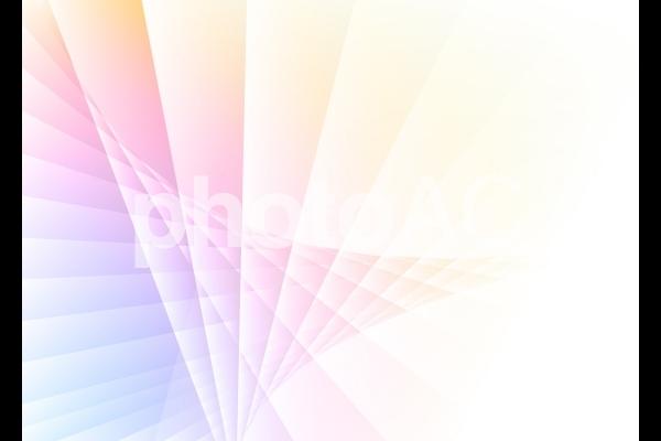 カラフルな直線的抽象テクスチャー背景素材の写真