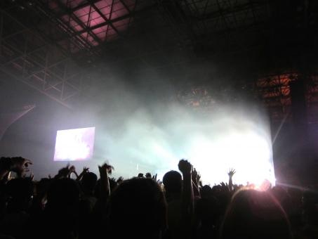 ライブ フェス 音楽 会場 music fes festival 歓声 ステージ
