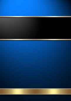 チラシ カタログ ポスター パンフレット 表紙 背景 背景素材 バック バックグラウンド background 会社案内 高級感 ゴールド 金 gold 青 ブルー blue 黒 black 光沢 ビジネス 豪華 デラックス 紺 紺色 テクスチャ テクスチャー サロン 美容
