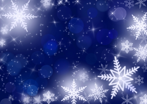 雪の結晶2の写真
