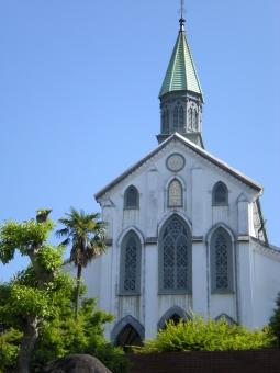 大浦天主堂 教会 世界遺産 国宝 長崎 観光