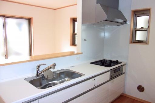 住宅・キッチンの写真
