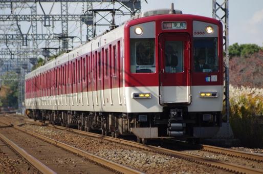 電車 近鉄電車 平城宮跡 奈良 旅行