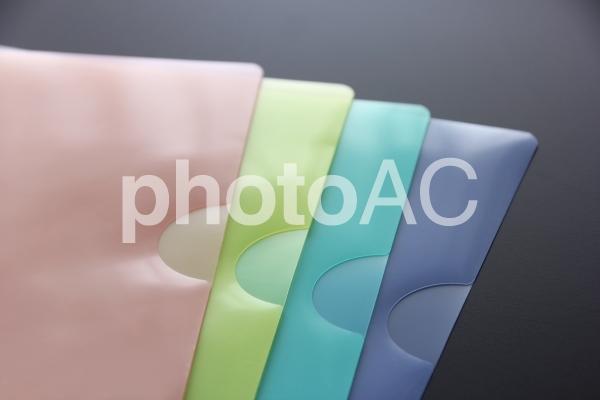 ファイルの写真