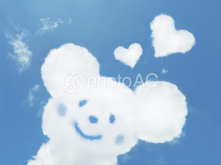 空と雲146の写真